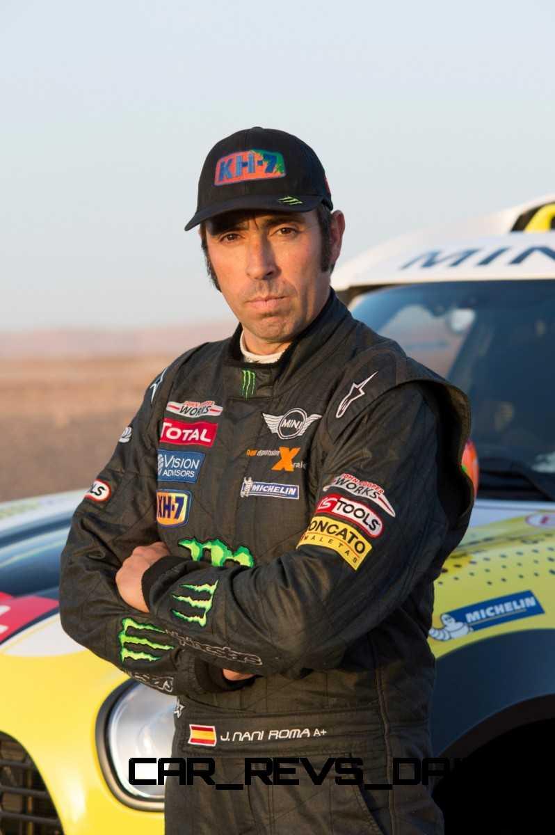 MINI Poised for Dakar Three-Peat with All4 Countryman Squad 31