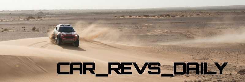MINI Poised for Dakar Three-Peat with All4 Countryman Squad 43