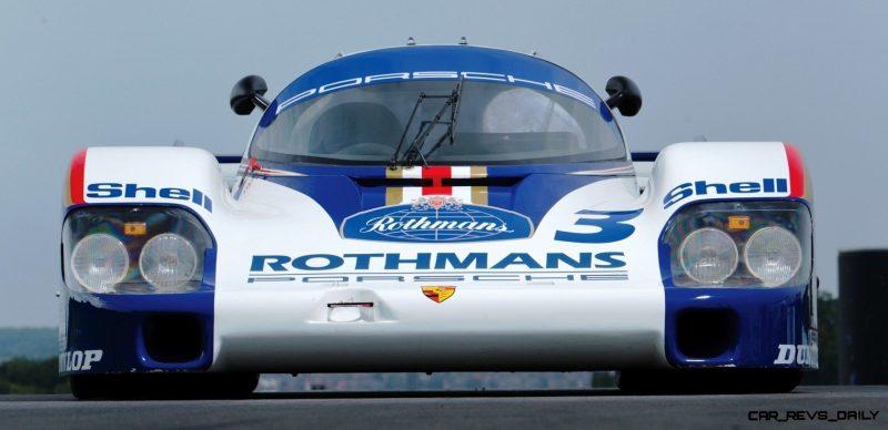 RM Auctions Paris Feb 2014 - 1982 Porsche 956 Group C Sports-Prototype 13