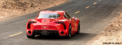 Surprise! Drop-Dead Sexy Toyota Supercar Playable in GT6 and Previewing SUPRA 17