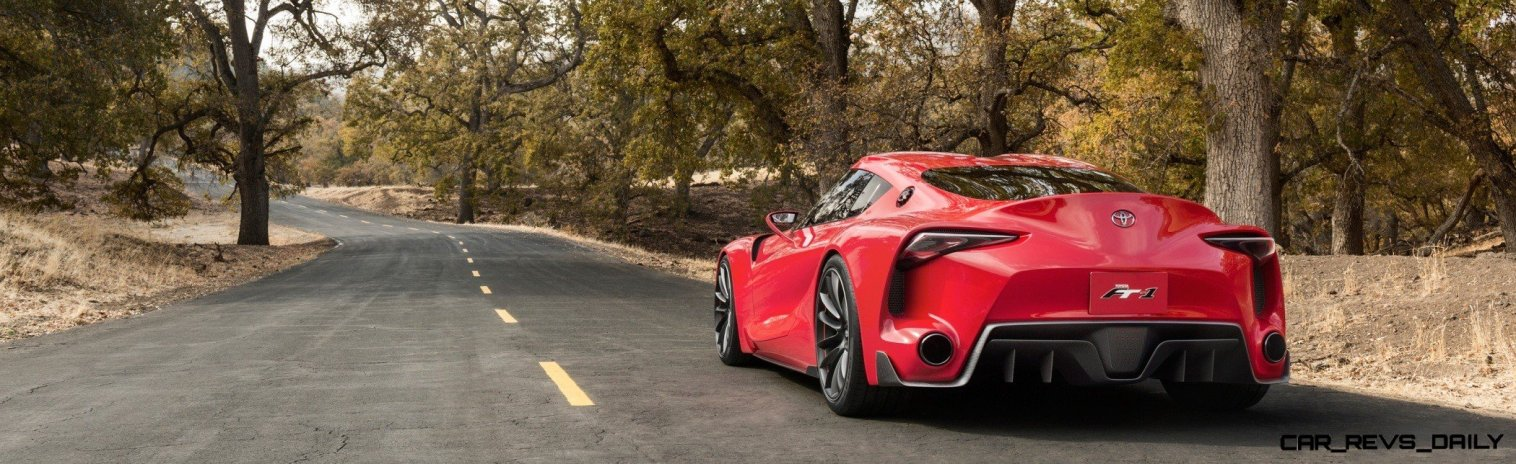Surprise! Drop-Dead Sexy Toyota Supercar Playable in GT6 and Previewing SUPRA 18