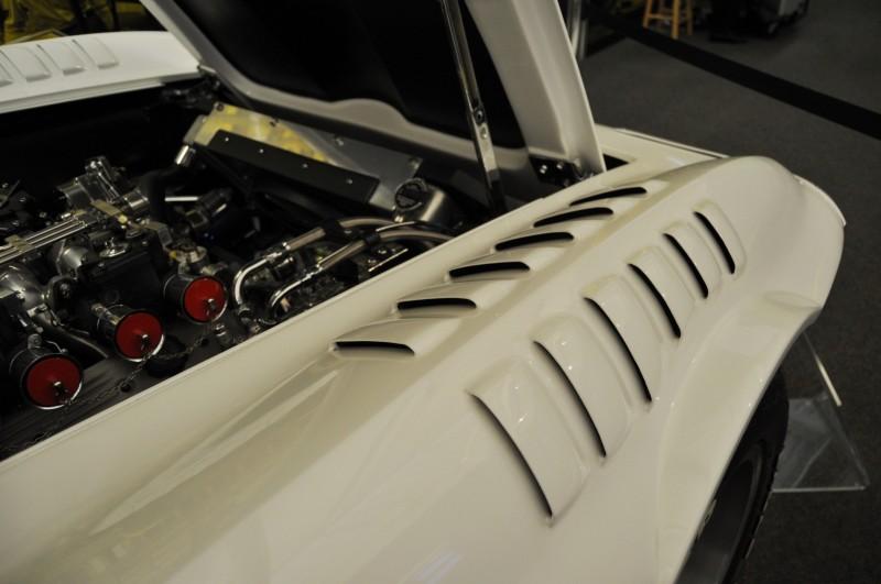 1963 Corvette GS Chaparral by Dick Coup at National Corvette Museum 6