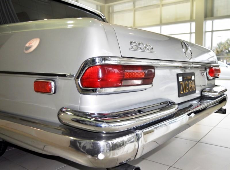 1970 Mercedes-Benz 600 Pullman SWB 14