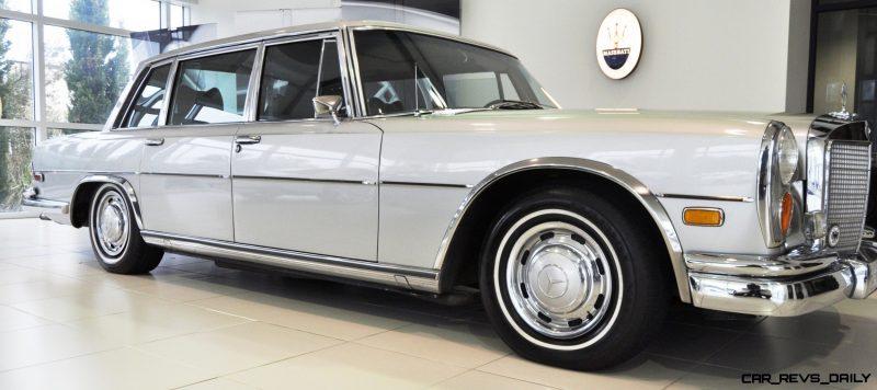1970 Mercedes-Benz 600 Pullman SWB 6
