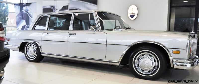 1970 Mercedes-Benz 600 Pullman SWB 7