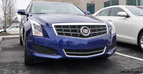 2014 Cadillac ATS4 - High-Res Photos 3