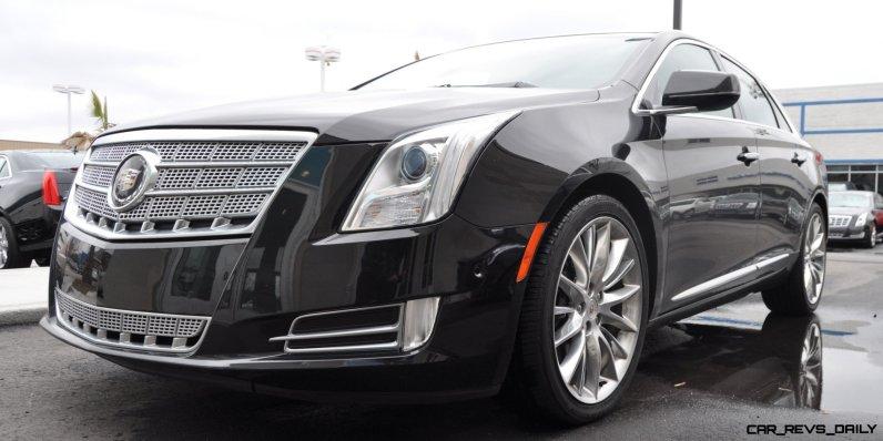 2014 Cadillac XTS4 Platinum Vsport -- First Drive Video and Photos 12