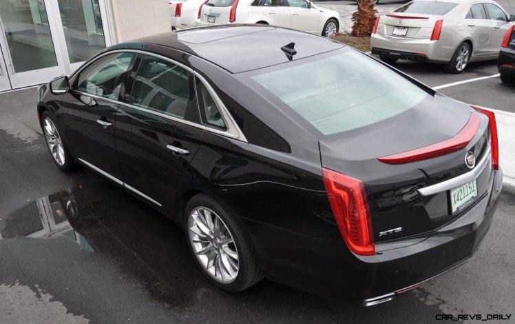 2014 Cadillac XTS4 Platinum Vsport -- First Drive Video and Photos 19