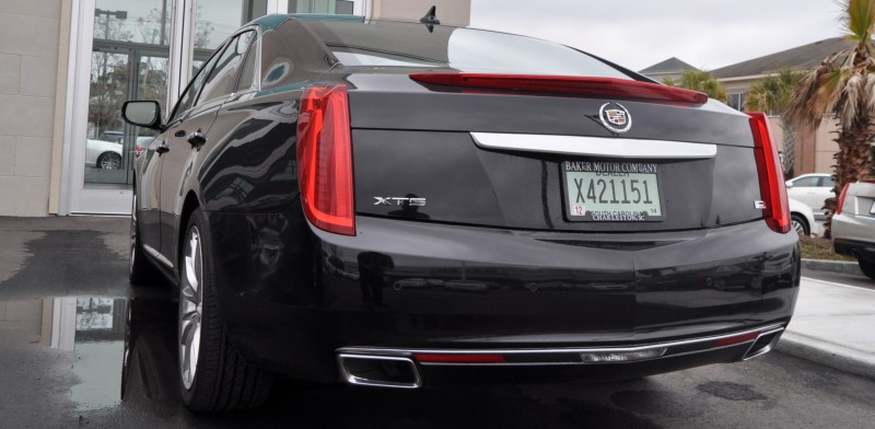 2014 Cadillac XTS4 Platinum Vsport -- First Drive Video and Photos 21