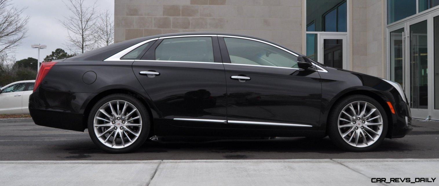 2014 Cadillac XTS4 Platinum Vsport -- First Drive Video and Photos 5