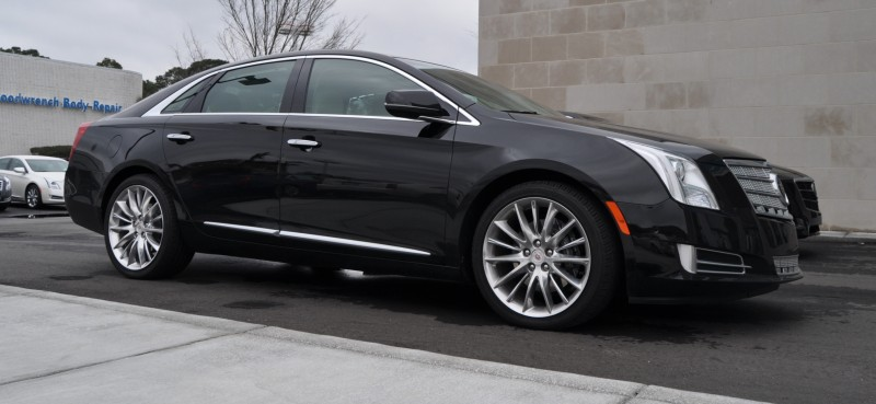 2014 Cadillac XTS4 Platinum Vsport -- First Drive Video and Photos 7