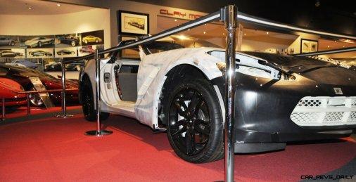 2014 Corvette Stingray IVERS Prototype at Nat'l Corvette Museum 12