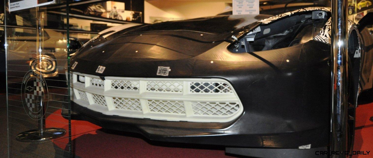 2014 Corvette Stingray IVERS Prototype at Nat'l Corvette Museum 15