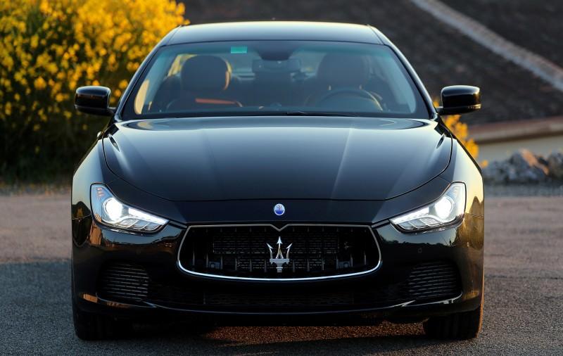 2014 Maserati Ghibli - Latest Official Photos 15