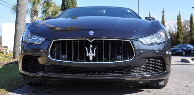 2014 Maserati Ghibli Looking, Sounding Marvelous -- 40+ All-New, High-Res Photos -- Available Now from $67k 1