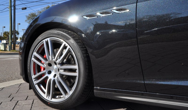 2014 Maserati Ghibli Looking, Sounding Marvelous -- 40+ All-New, High-Res Photos -- Available Now from $67k 19