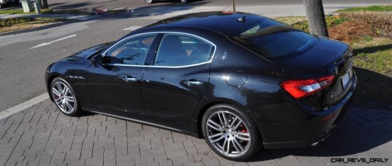 2014 Maserati Ghibli Looking, Sounding Marvelous -- 40+ All-New, High-Res Photos -- Available Now from $67k 24