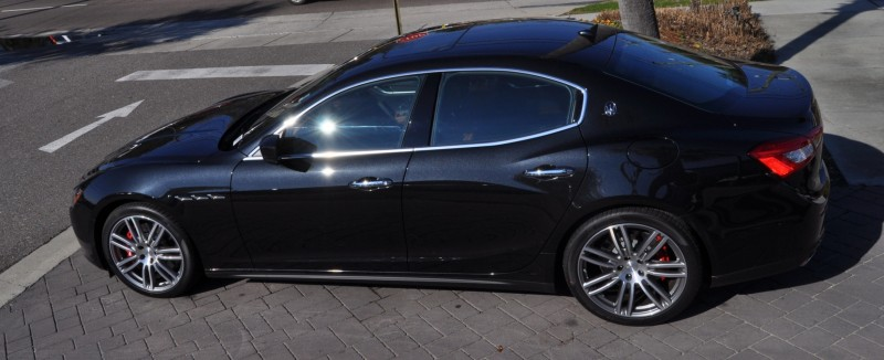 2014 Maserati Ghibli Looking, Sounding Marvelous -- 40+ All-New, High-Res Photos -- Available Now from $67k 25