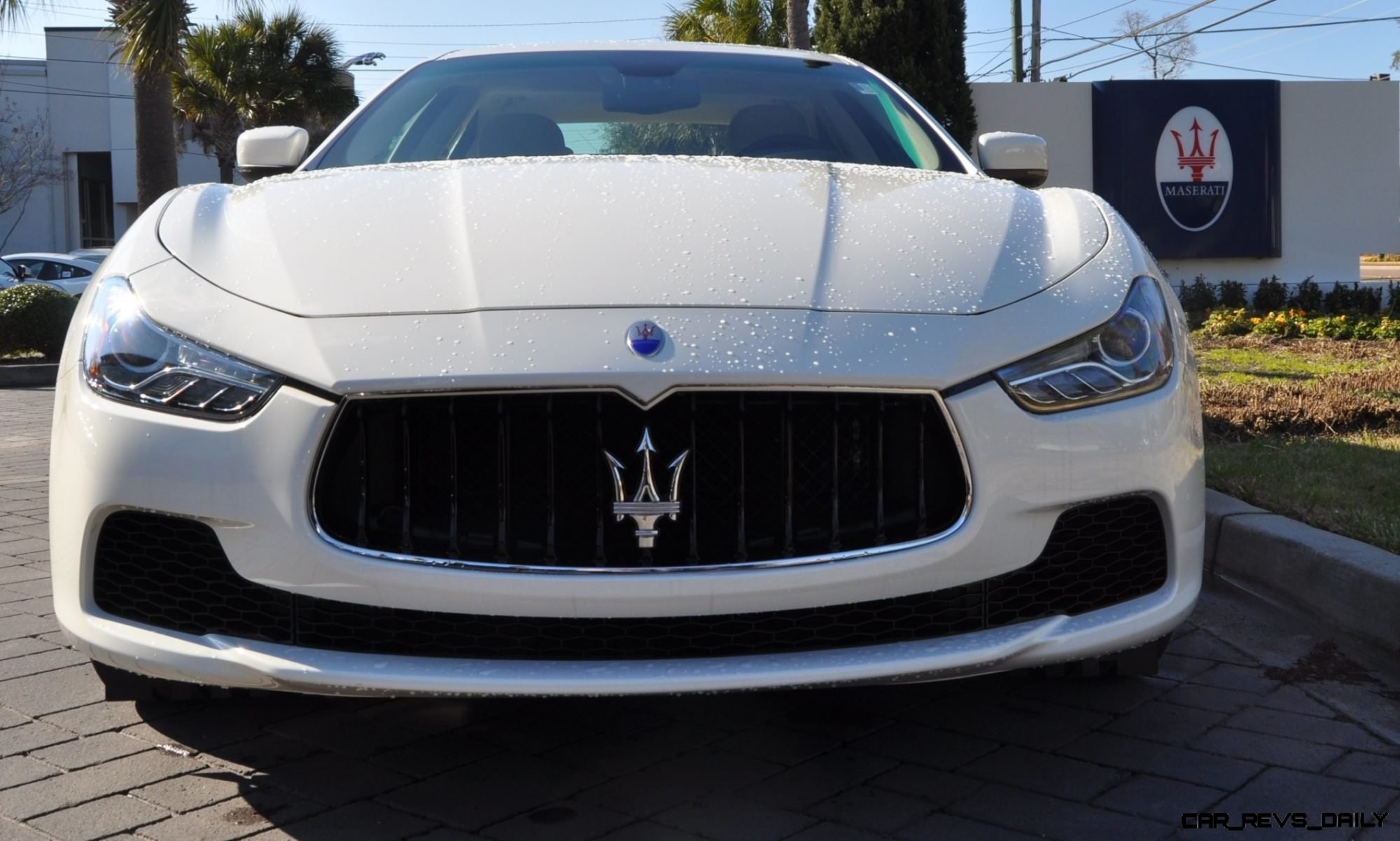 2014 Maserati Ghibli Looking, Sounding Marvelous -- 40+ All-New, High-Res Photos -- Available Now from $67k 33