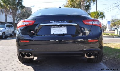 2014 Maserati Ghibli Looking, Sounding Marvelous -- 40+ All-New, High-Res Photos -- Available Now from $67k 9