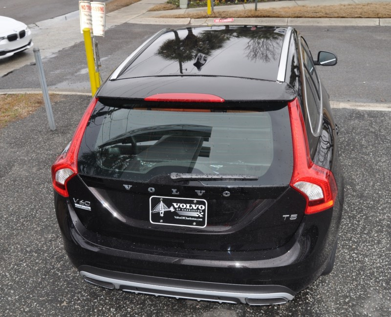 2015 Volvo V60 T5 Sport Pack -- Video Walkaround and 30 All-New Photos 18