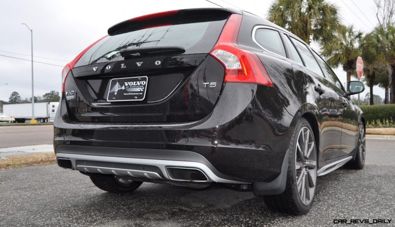 2015 Volvo V60 T5 Sport Pack -- Video Walkaround and 30 All-New Photos 20