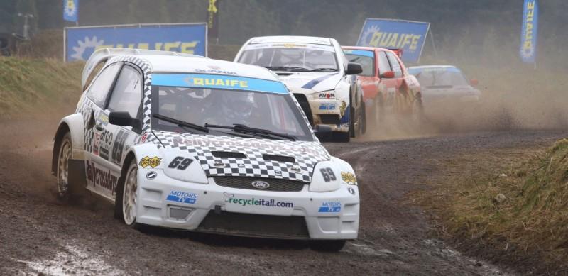 All-New FIA RallyCross Series Looks FUN! Dart, Sonic, Beetle, Fiesta, Fabia, Pug 208GTI and More On-Board 12