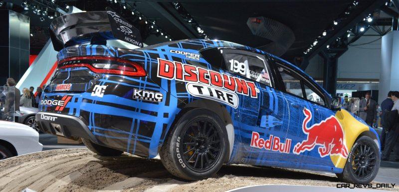 All-New FIA RallyCross Series Looks FUN! Dart, Sonic, Beetle, Fiesta, Fabia, Pug 208GTI and More On-Board 3