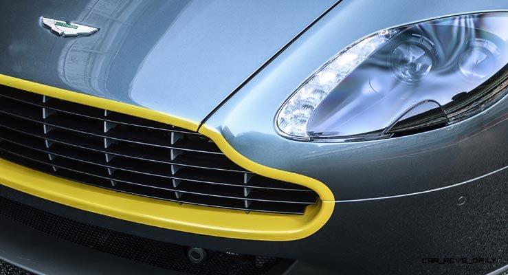 Car-Revs-Daily.com -- 2014 Aston-Martin N430 Vantage 125