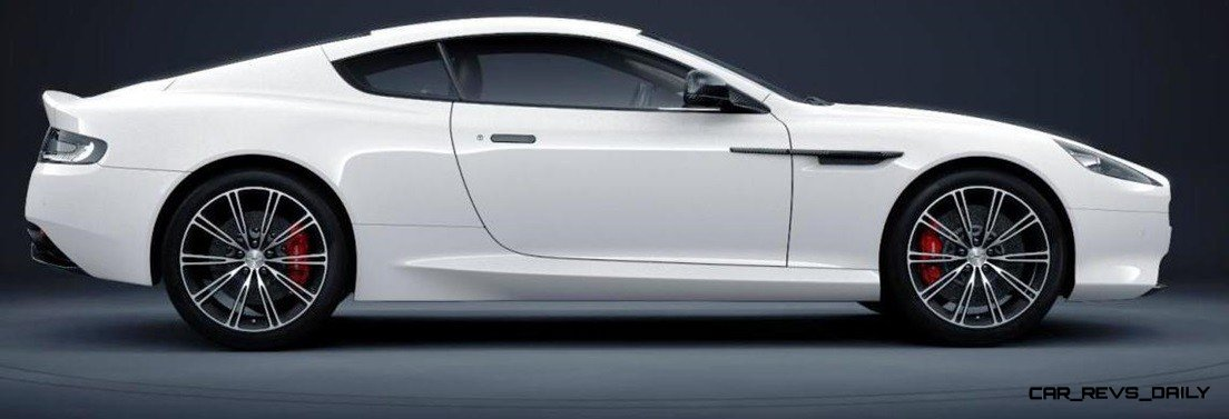 Codename 001 -- DB9 Carbon White Coupe 46
