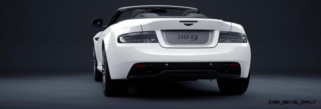 Codename 004 -- DB9 Carbon White VOLANTE 71