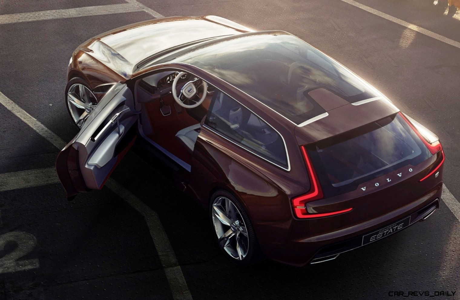 Concept Estate Confirms It! Volvo's New Design Lead Th. Ingenlath Should Be Sweden's Man of the Year 14
