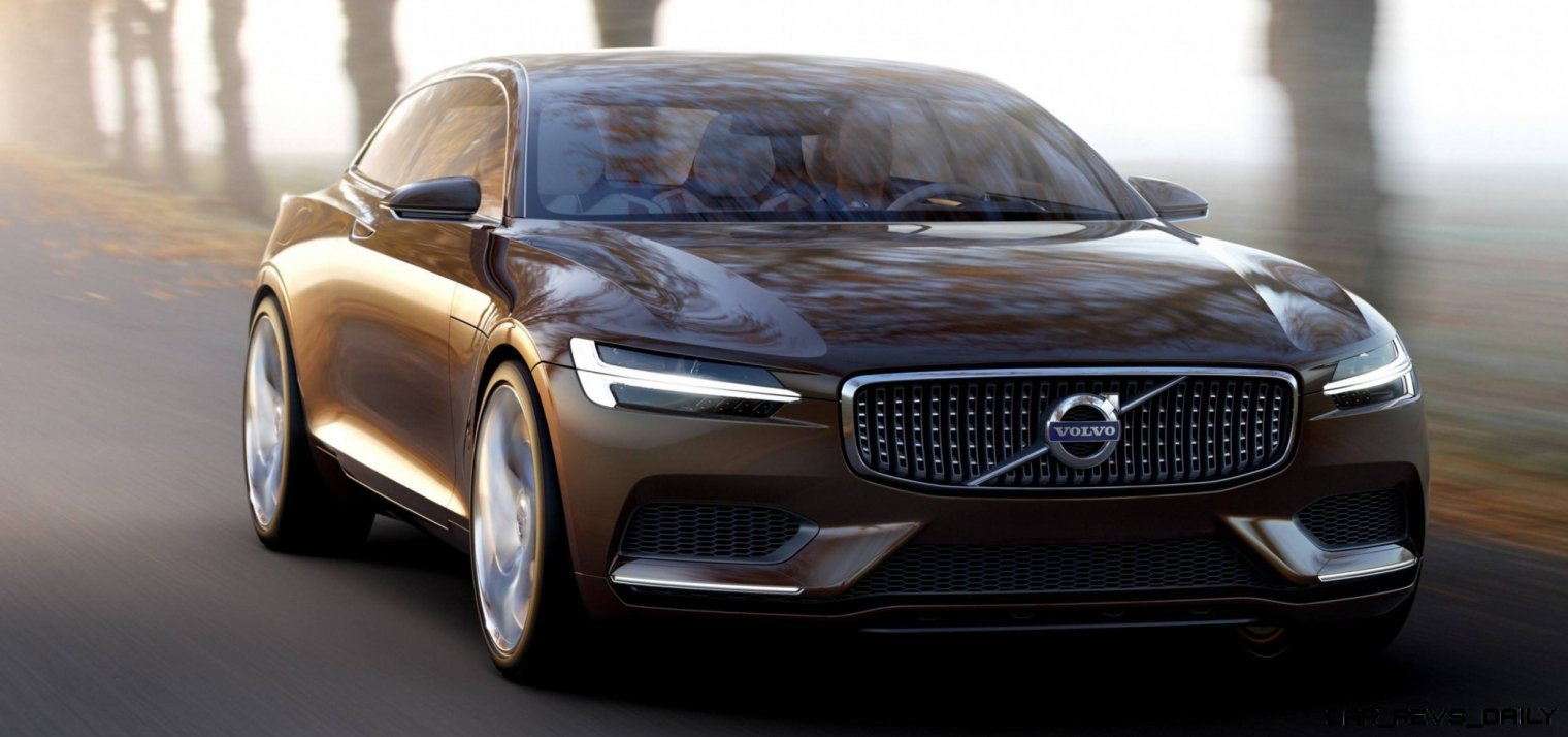 Concept Estate Confirms It! Volvo's New Design Lead Th. Ingenlath Should Be Sweden's Man of the Year 3