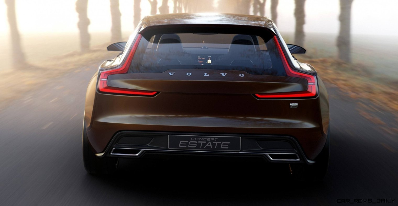 Concept Estate Confirms It! Volvo's New Design Lead Th. Ingenlath Should Be Sweden's Man of the Year 4