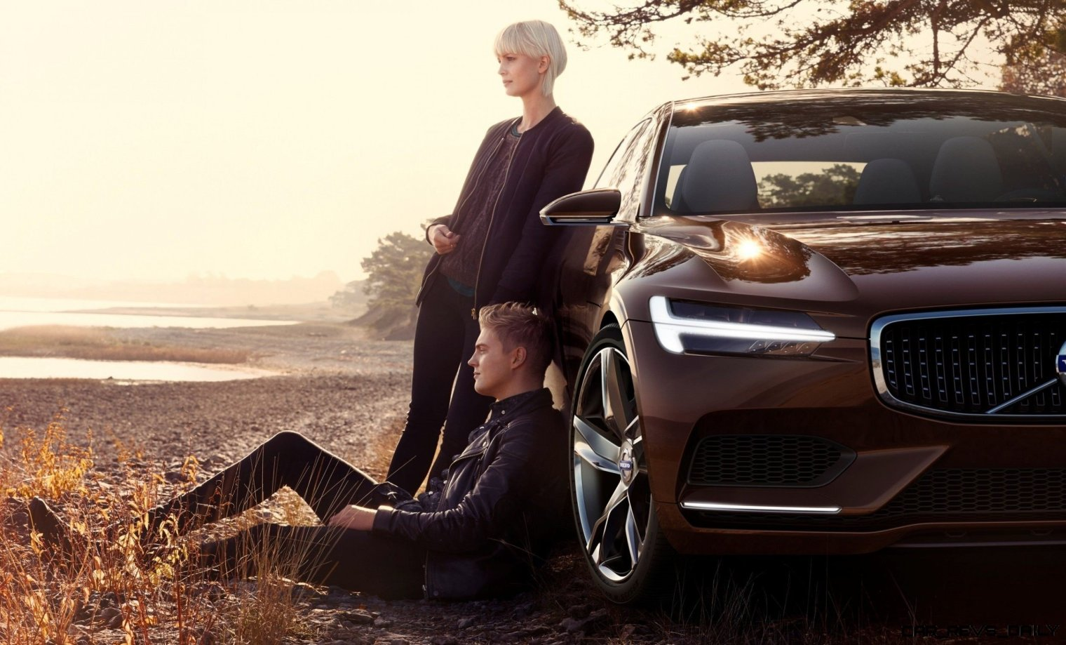 Concept Estate Confirms It! Volvo's New Design Lead Th. Ingenlath Should Be Sweden's Man of the Year 5
