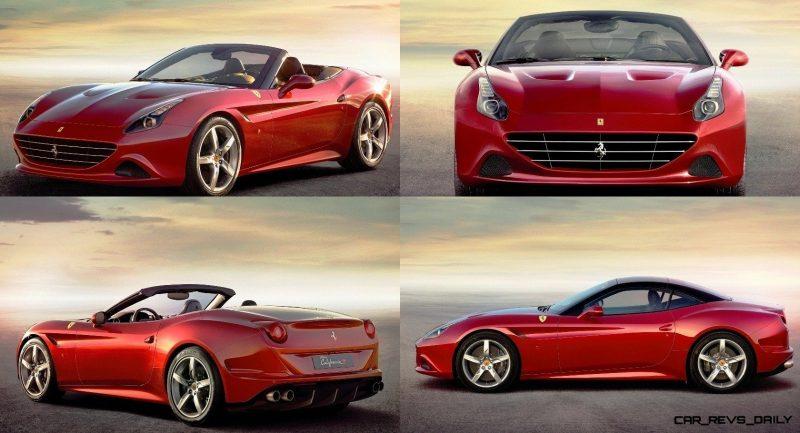 Copy of Ferrari Goes Turbo -- Geneva-bound California T Cabrio Packing 577Lb-Ft of Hissing Boost 12
