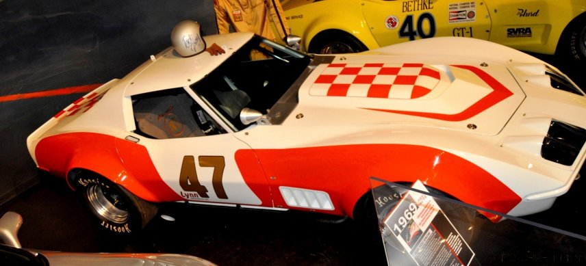 Corvette Museum -- The Racecars! 58 High-Res Photos -- Plus NCM Motorsports Park A High-Speed Dream 18