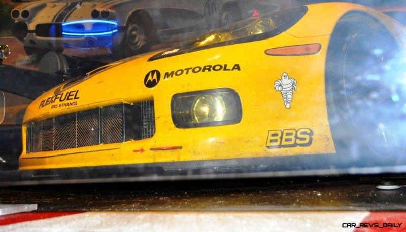 Corvette Museum -- The Racecars! 58 High-Res Photos -- Plus NCM Motorsports Park A High-Speed Dream 35