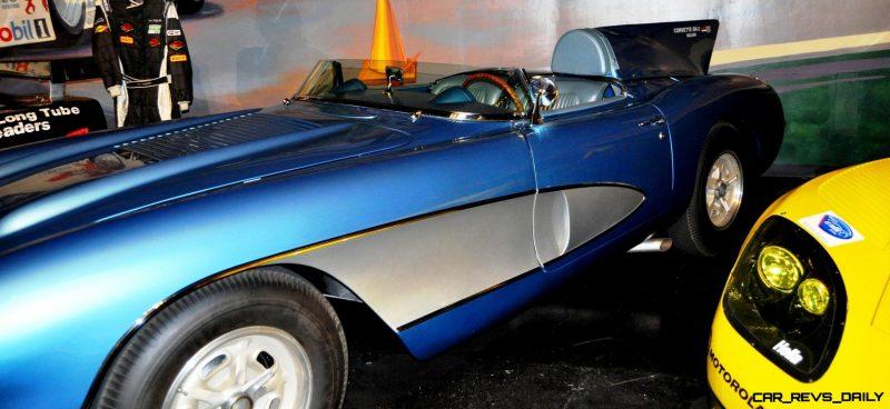 Corvette Museum -- The Racecars! 58 High-Res Photos -- Plus NCM Motorsports Park A High-Speed Dream 40