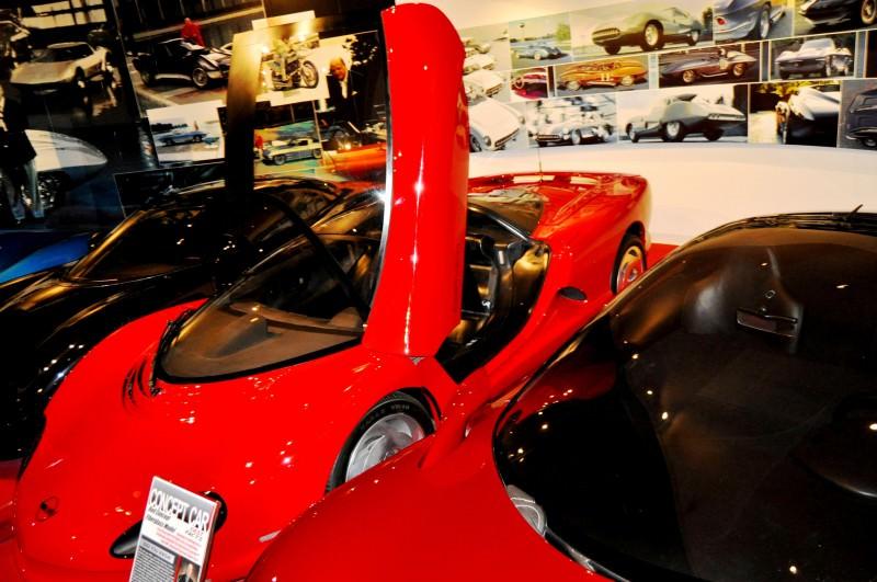 Corvette Museum -- The Racecars! 58 High-Res Photos -- Plus NCM Motorsports Park A High-Speed Dream 47