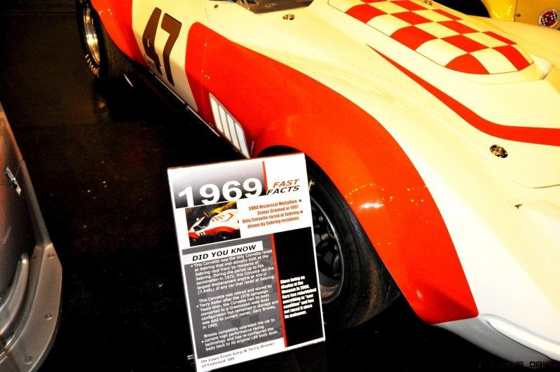 Corvette Museum -- The Racecars! 58 High-Res Photos -- Plus NCM Motorsports Park A High-Speed Dream 7