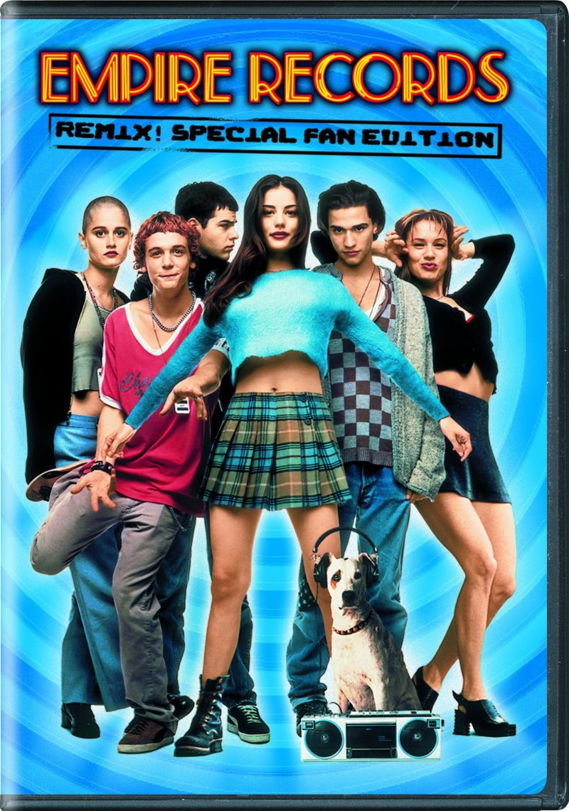 Empire Records album cover 1995 Warner Brothers Entertainment (3)