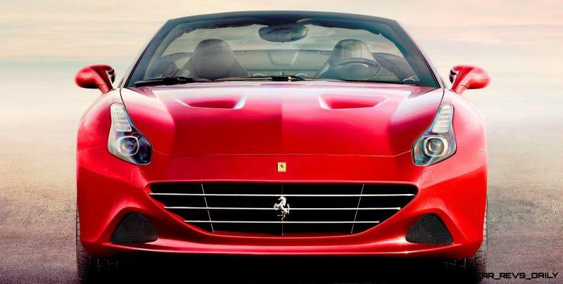 Ferrari Goes Turbo -- Geneva-bound California T Cabrio Packing 577Lb-Ft of Hissing Boost 3