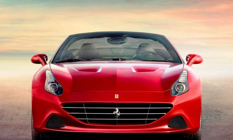 Ferrari Goes Turbo -- Geneva-bound California T Cabrio Packing 577Lb-Ft of Hissing Boost 4