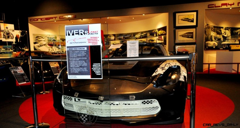 NCM - Corvette C7 IVERS prototype rear suspension detail1