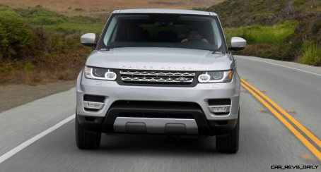 New Range Rover Sport HSE in 30 Fake-Life Photos 25