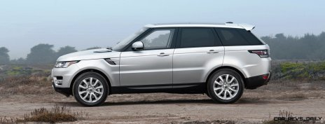 New Range Rover Sport HSE in 30 Fake-Life Photos 3