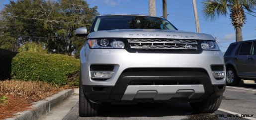 New Range Rover Sport HSE in 30 Real-Life Photos 7