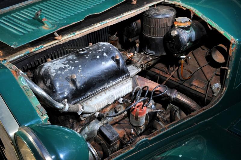 Wealth Dreams -- 1930 Lancia Lambda 8 Sports Tourer Seeks New Home -- My Home 13