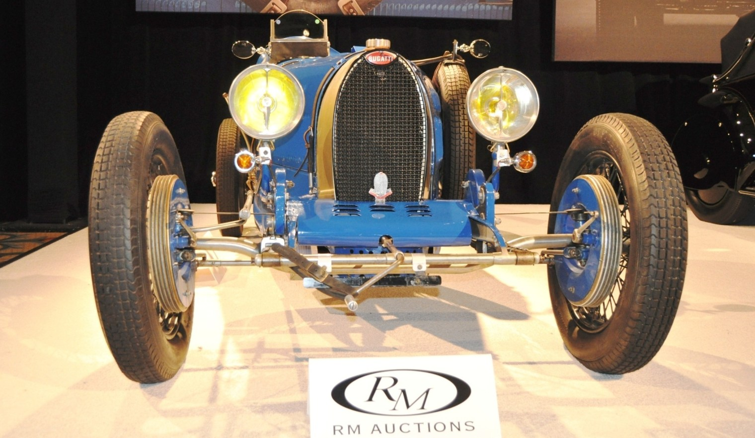 1928 Bugatti Type 37A Grand Prix Supercharged-- $962,000 at RM Auctions Amelia 2014 -- 45 Original Photos 3